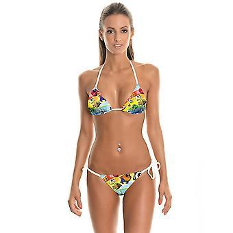 Women's 2pcs Sea Swimwear