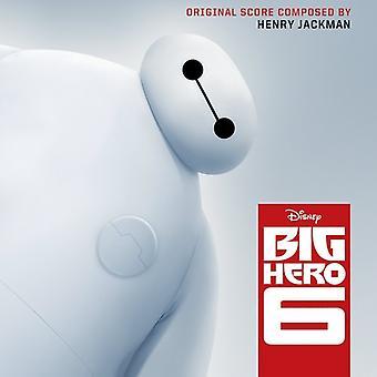 Soundtrack - stor helten 6 [DVD] USA importere