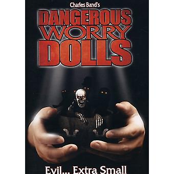 Dangerous Worry Dolls [DVD] USA import