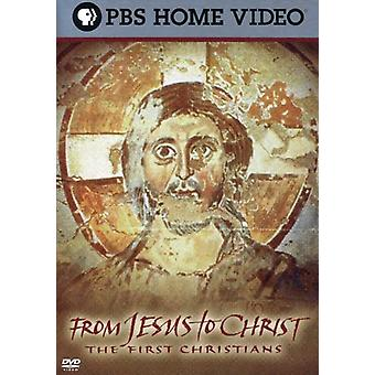 From Jesus to Christ-First Christians [DVD] USA import