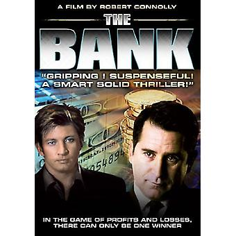 Bank [DVD] USA import