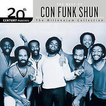 CON Funk Shun - Millennium collectie-20e eeuw Masters [CD] USA importeren