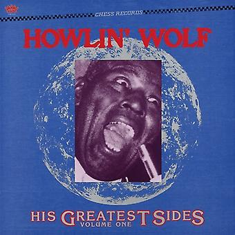 Howlin Wolf - His Greatest Sides Vol. 1 [Vinyl] USA import