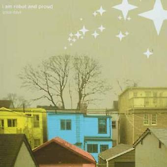 I Am Robot & Proud - Grace Days [CD] USA import