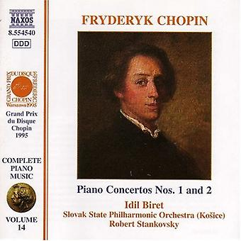 F. Chopin - Chopin: Komplett pianomusik, Vol. 14 [CD] USA import
