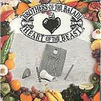 Brothers of the Baladi - Heart of the Beast [CD] USA import