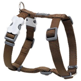 Red Dingo Petral Smooth Brown (Dogs , Collars, Leads and Harnesses , Harnesses)