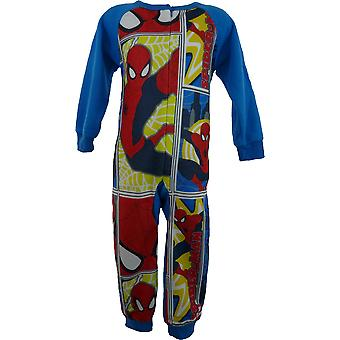 Băieți Marvel Spiderman Fleece Sleepwalker / Sleepsuit