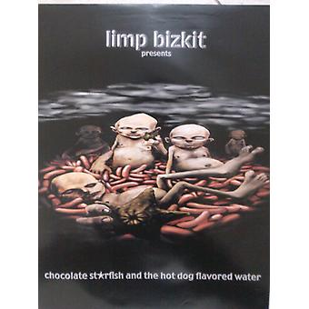 Limp Bizkit Chocolate Starfish Poster