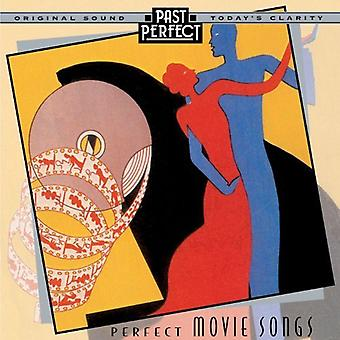 Perfect Movie Songs: 30s &40s Theatre & Film Songs Audio CD -Various