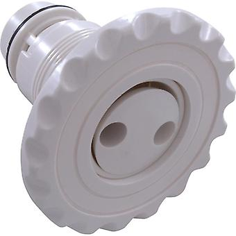 "Waterway 210-6170 4.19"" FD Deluxe Scallop Pulsator Poly Jet Internal - White"