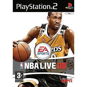NBA Live 08 (PS2) - Ny fabrik forseglet