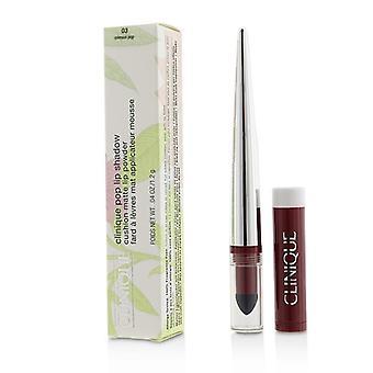 Clinique Pop læbe skygge pude Matte Lip pulver - # 03 Crimson Pop - 1.2g/0.04oz