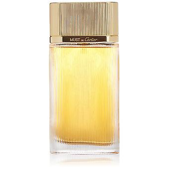 Cartier 'Must de Cartier Gold' Eau de Parfum Spray 3.3oz/100ml New In Box