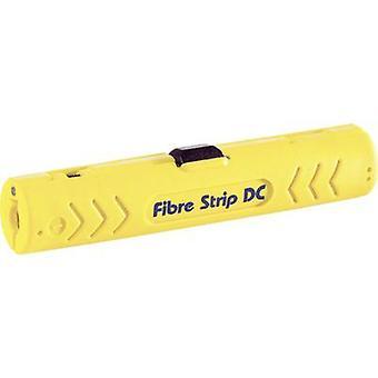 Jokari 30700 Fibre Strip DC Cable stripper Suitable for FO cables 5.9 mm (max)