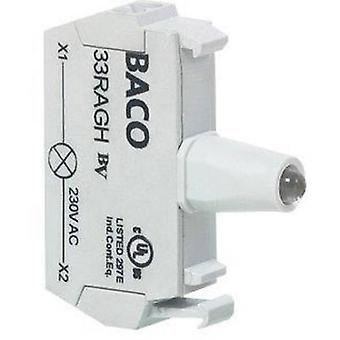 BACO 33RAWH LED Branco 230 V AC 1 pc(s)