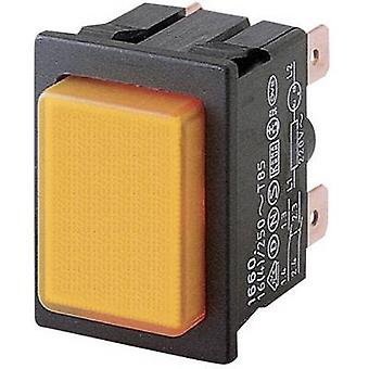 Marquardt 1660.0202 Pushbutton switch 250 V AC 16 A 2 x Off/On IP40 latch 1 pc(s)