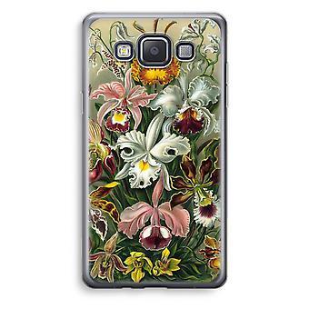 Samsung Galaxy A3 (2015) gjennomsiktig sak (myk) - Haeckel Orchidae