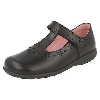 Girls Startrite T-Bar School Shoes Charlotte