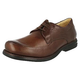 Мужские анатомические формальных зашнуровать обувь Новые Ресифи