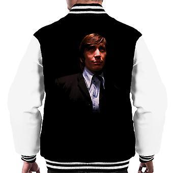 TV Times Charlie Watts Rolling Stones Men's Varsity Jacket