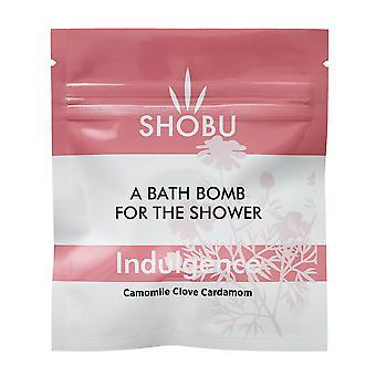 Shobu Indulgence Shobomb Shower Bomb