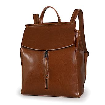 Genuine Cow leather backpack, K3206