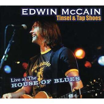 Edwin McCain - Tinsel & Tap Shoes: Live at the House of Blues [DVD] USA import