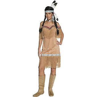 Authentic Western Indian Lady Costume, UK Dress 8-10