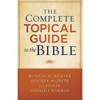 La guida completa d'attualità per la Bibbia di Martin Hugh Manser - Marti
