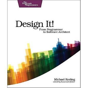 Design It! by Micahel Keeling - 9781680502091 Book