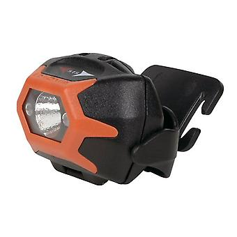 Nite Ize Swipe to Shine Helmet Light (Orange)