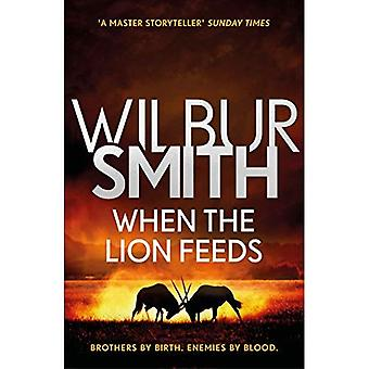 Courtney 1 When the Lion Feeds by Wilbur Smith