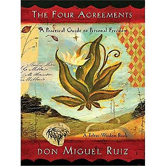 The Four Agreements: A Practical Guide to Personal Freedom (Four-Color Illustrated Ed.)