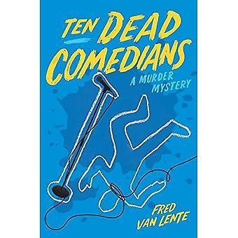 Tio döda komiker: En mordgåta