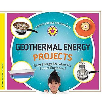 Projets de géothermie: Les activités de l'énergie facile pour les futurs ingénieurs! (Expériences de l'énergie de la terre)