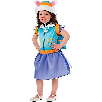 Costume de filles Everest - patte patrouille