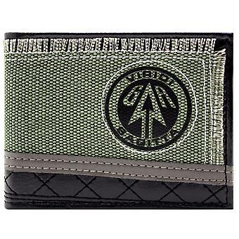 DC Pfeil Viridi Sagitta ID & Karte Bi-Fold Geldbörse