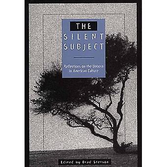 Die Stille Thema Reflexionen auf das ungeborene Kind in der amerikanischen Kultur von Stetson & Brad