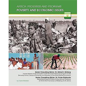 Armut und wirtschaftliche Probleme (Afrika: Fortschritt und Probleme (Mason Crest))