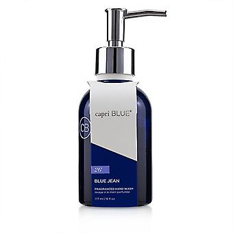 Capri Blue semnătura de mână de spălare-albastru Jean-177ml/6oz