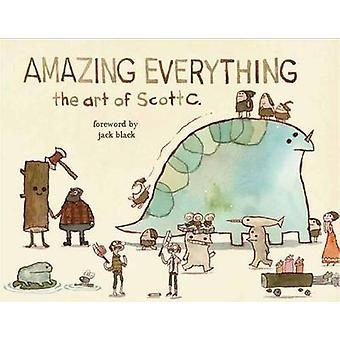 Amazing Everything - The Art of Scott C. by Scott Campbell - Jack Blac