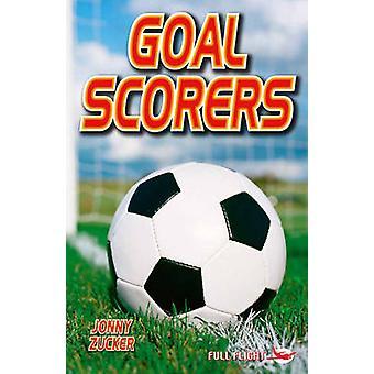 Goal Scorers by Jonny Zucker - Paul Savage - 9781858803814 Book