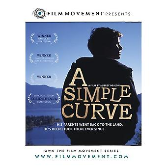 A Simple Curve [DVD] USA import