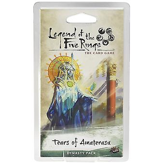 Legend of the Five Rings LCG  Tears of Amaterasu Dynasty Pack