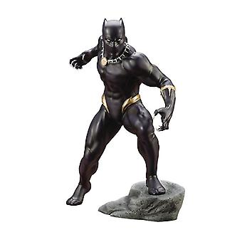 Marvel Universe - Posąg Czarnej Pantery, 16,5 cm