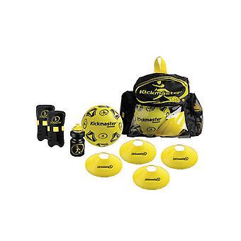 Kickmaster voetbal rugzak training set
