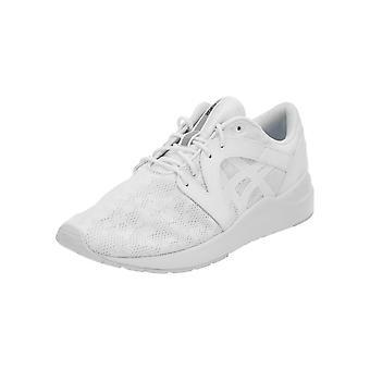 ASICS جل Lyte Komachi أحذية رياضية المرأة الأبيض بدوره أحذية رياضية جديد OVP