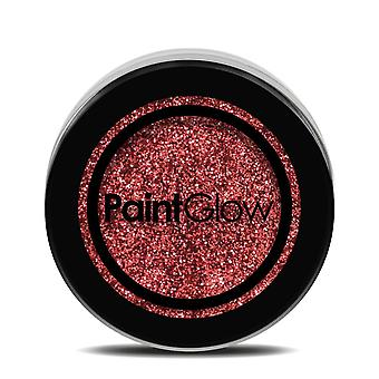 PaintGlow Glitter Shaker Colour Red