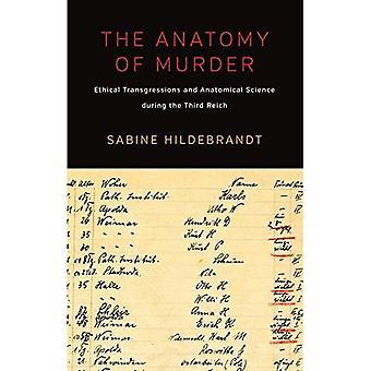 L'anatomie du meurtre: Transgressions éthiques et Science anatomique sous le troisième Reich